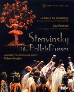 Stravinsky And The Ballets Rus | Dodax.es