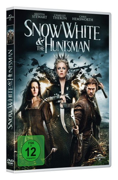 Snow White and the Huntsman, 1 DVD | Dodax.at