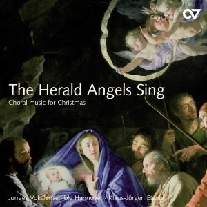 The Herald Angels Sing - Junges Vokalensemble Hannover, Audio-CD | Dodax.at