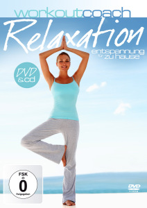 Workout Coach: Relaxation, 1 DVD u. 1 Audio CD | Dodax.at