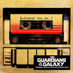 GUARDIANS OF THE GALAXY:AWESOME MIX VOL 1 (VINYL) | Dodax.com