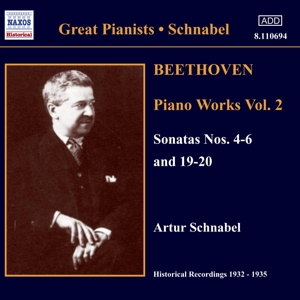Beethoven: Piano Works, Vol. 2 | Dodax.com