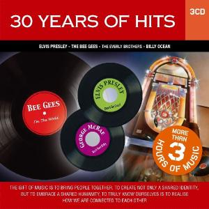 30 Years of Hits | Dodax.ch