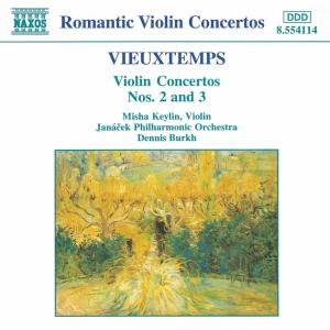 Vieuxtemps: Violin Concertos Nos. 2 and 3 | Dodax.de