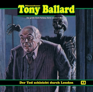 Tony Ballard - Der Tod schleicht durch London, 1 Audio-CD | Dodax.ch