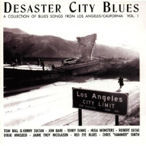 Disaster City Blues: A Collection of Contemporary Blues, Vol. 1   Dodax.fr