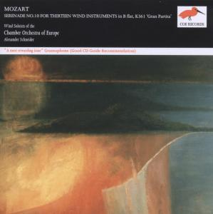 Mozart: Serenade for Thirteen Wind Instruments | Dodax.es