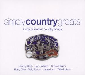 SIMPLY COUNTRY GREATS | Dodax.ch