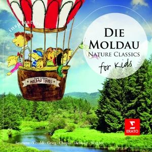 Die Moldau: Nature Classics for Kids | Dodax.it