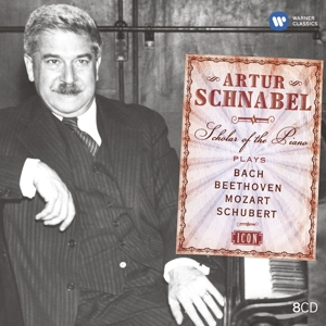 Artur Schnabel - Scholar of the Piano [Box Set] | Dodax.com
