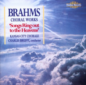 Songs Ring Out to the Heavens: Brahms's Choral Works | Dodax.at