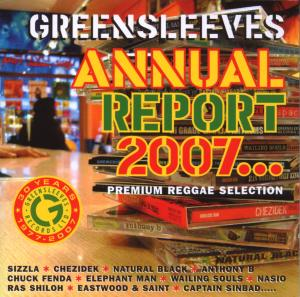 Greensleeves Annual Report 2007 | Dodax.es