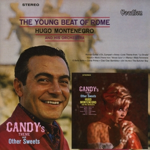 Young Beat of Rome/Candy's Theme and Other Sweets | Dodax.com