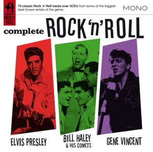 Complete Rock'n'Roll, 3 Audio-CDs | Dodax.at
