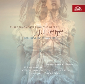 Bohuslav Martinu: Three Fragments from the opera Juliette | Dodax.es