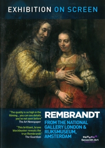 Rembrandt from the National Gallery and Rijksmuseum, 1 DVD | Dodax.pl