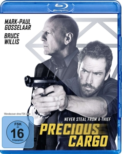 Precious Cargo, 1 Blu-ray | Dodax.at