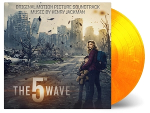 fifth wave (henry jackman)(yellow flamed viny | Dodax.at