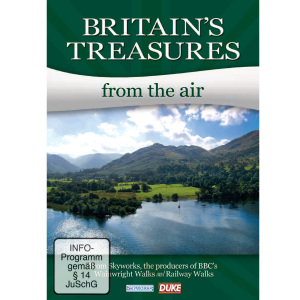 Britain's Treasures from the Air | Dodax.co.uk
