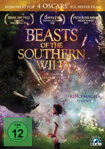 Beasts of the Southern Wild, 1 DVD | Dodax.co.jp