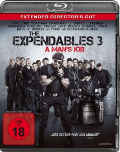 The Expendables 3 - Extended Director's Cut | Dodax.nl