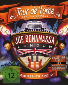 Tour De Force - Hammersmith Apollo 2013, 2 DVDs | Dodax.fr