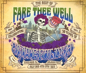 Best of Fare Thee Well: Celebrating 50 Years of Grateful Dead | Dodax.co.jp