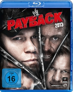 Payback 2013, 1 Blu-ray | Dodax.at