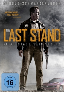 The Last Stand, 1 DVD | Dodax.nl
