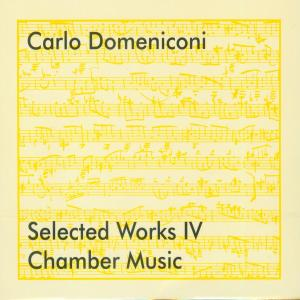 Selected Works Vol.4 (Chamber Music) | Dodax.ch
