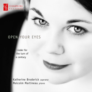 Open Your Eyes: Lieder for the turn of a century | Dodax.com