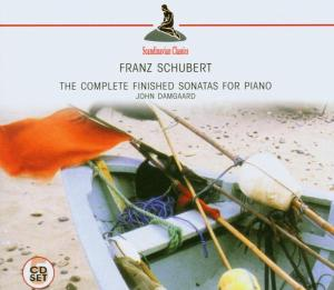Schubert: The Complete Finished Sonatas for Piano | Dodax.es
