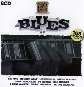 Big BOX of Blues (CD x 8) | Dodax.com