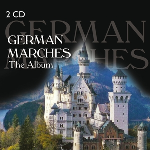 German Marches - The Album, 2 Audio-CDs | Dodax.at
