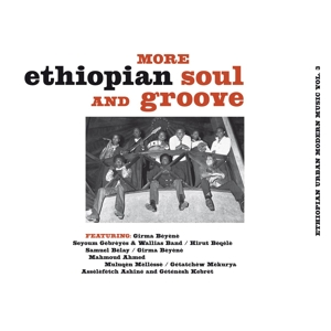 More Ethiopian Soul And Groove   Dodax.co.uk