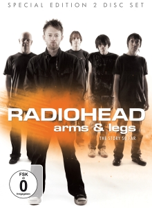 Radiohead: Arms & Legs - Special Edition (2 DVD) ( | Dodax.co.uk