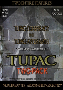 2Pac: Double Feature - Conspiracy and Aftermath | Dodax.it