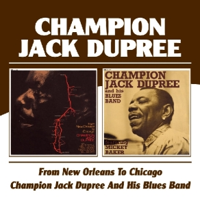 From New Orleans to Chicago/Champion Jack Dupree and His Blues Band | Dodax.co.uk