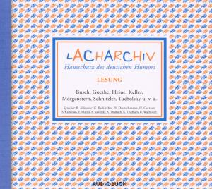 Lacharchiv, 4 Audio-CDs | Dodax.at