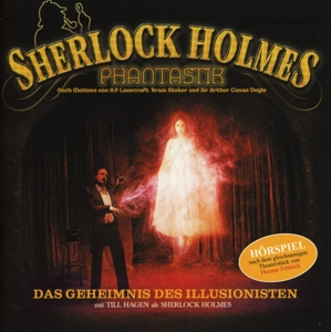 Sherlock Holmes Phantastik - Das Geheimnis des Illusionisten, 2 Audio-CDs | Dodax.at