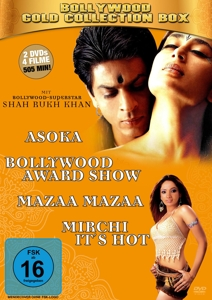 Bollywood Gold Collection Box | Dodax.ch