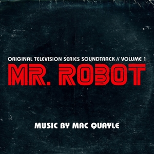 Mr.Robot-Season 1/OST Vol.1 (2LP+MP3) | Dodax.ch