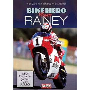 BIKE HERO WAYNE RAINEY