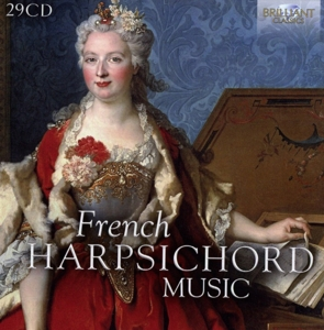 FRENCH HARPSICHORD MUSIC | Dodax.at