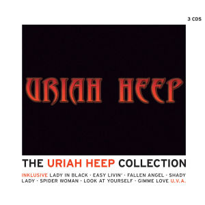 The Uriah Heep Collection | Dodax.it