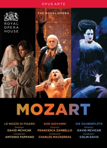 Royal Opera House Collection, 5 DVDs   Dodax.at