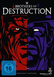 BROTHERS OF DESTRUCTION: GREATEST MATCHES, 1 DVD | Dodax.ch