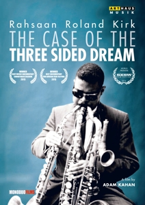 Rahsaan R.Kirk: The Case of the 3 sided dream | Dodax.it