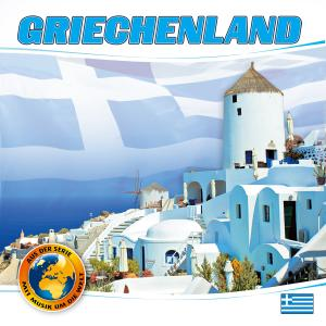 Griechenland, 1 Audio-CD | Dodax.at