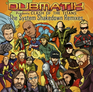 Clash of the Titans: The System Shakedown Remixes | Dodax.pl